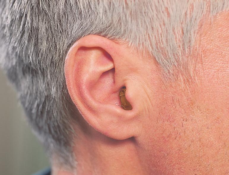 Hörgeräte: klein und fast unsichtbar Image 2