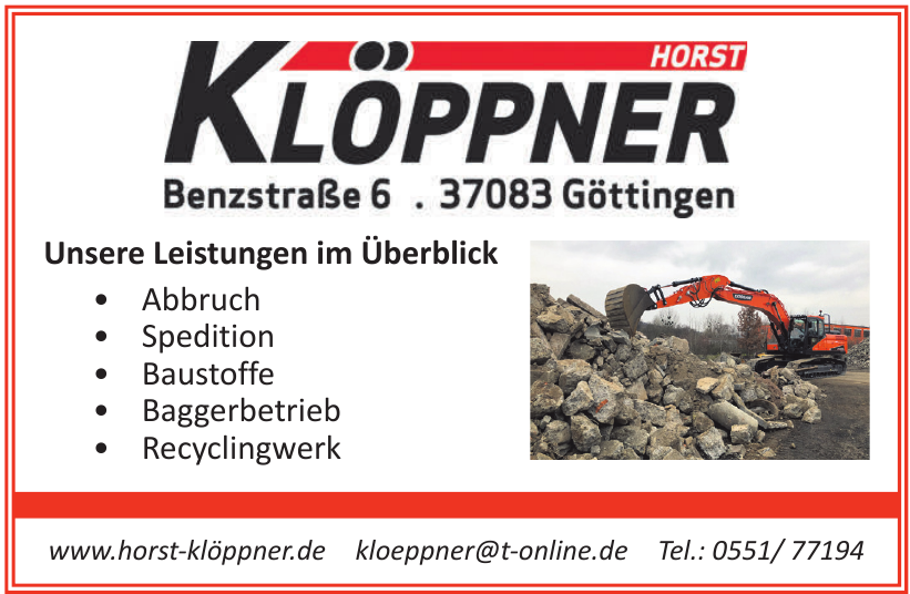 Horst Klöppner