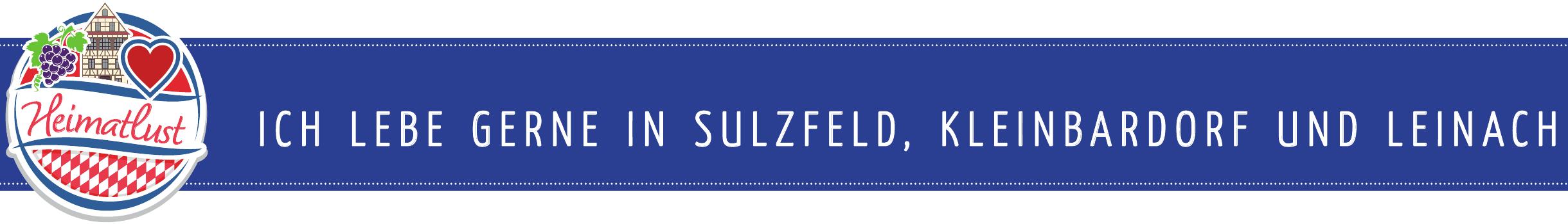 Ich Lebe gerne in Sulzfeld, Kleinbardorf und Leinach Image 1
