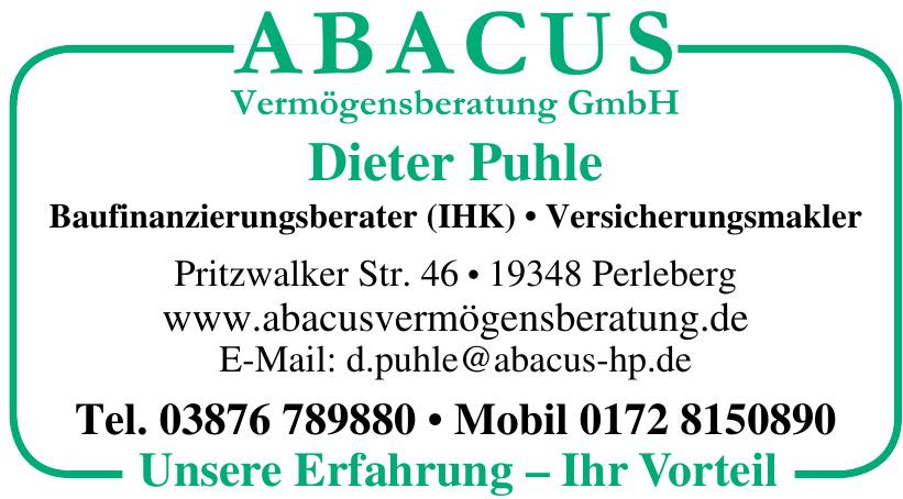 Abacus Vermögensberatungs GmbH