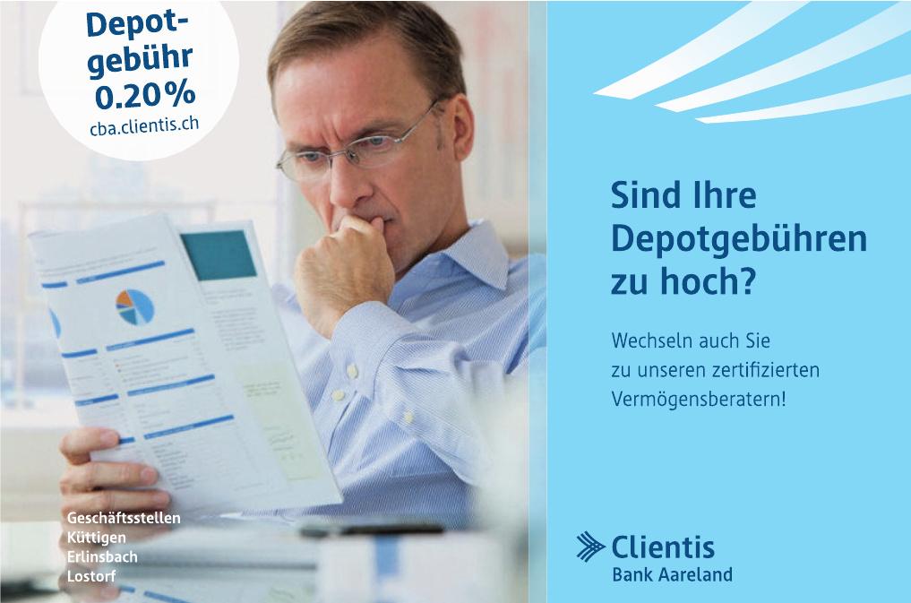 Clientis Bank Aareland
