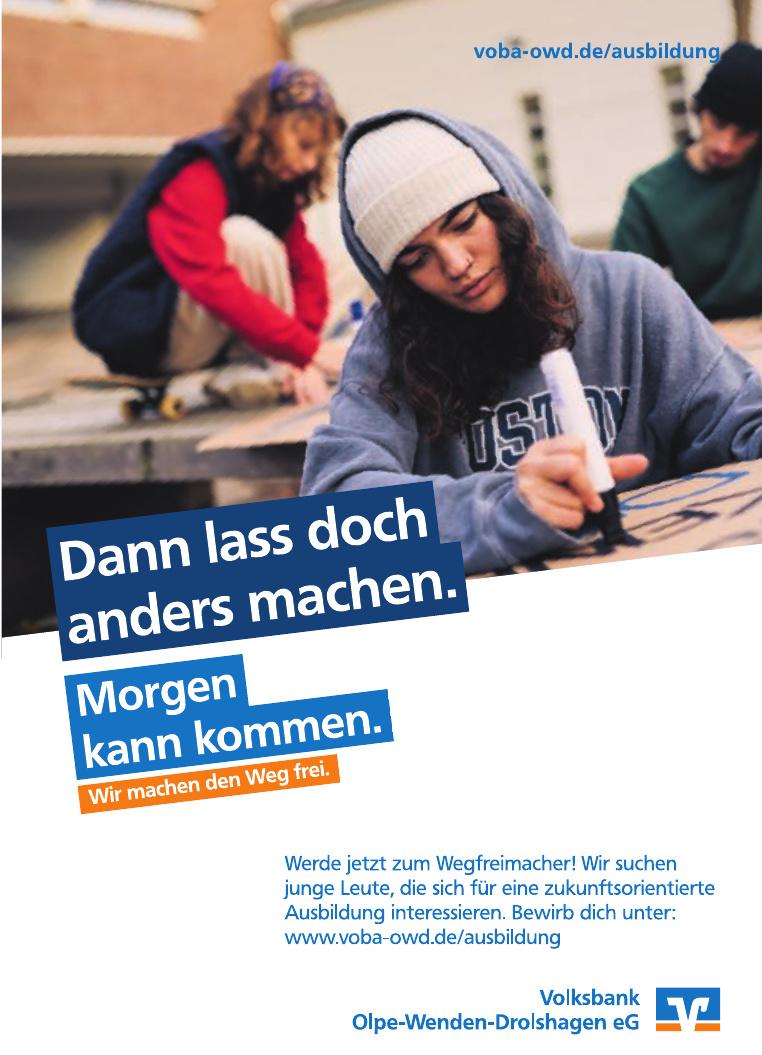 Volksbank Olpe-Wenden-Drolshagen eG