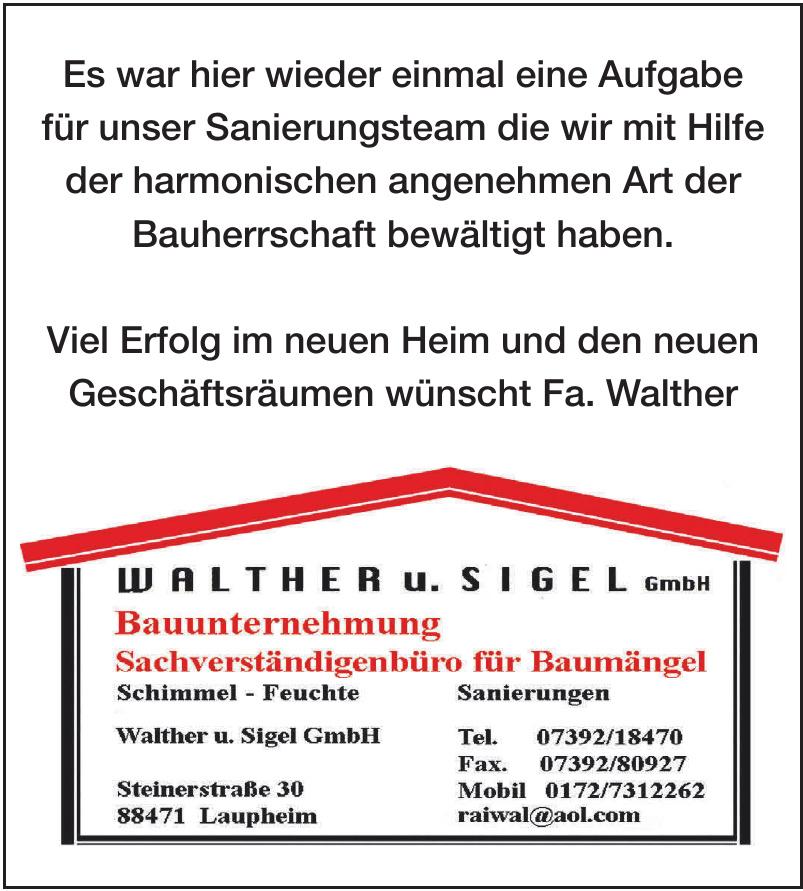 Walter u. Siegel GmbH