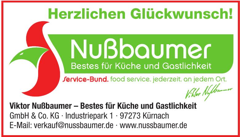 Viktor Nußbaumer – Bestes für Küche und Gastlichkeit GmbH & Co. KG