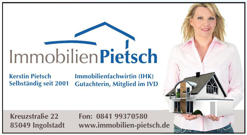 Immobilien Pietsch