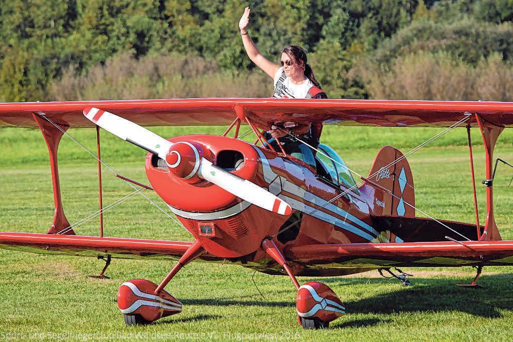 Kühne Piloten in fliegenden Kisten Image 2