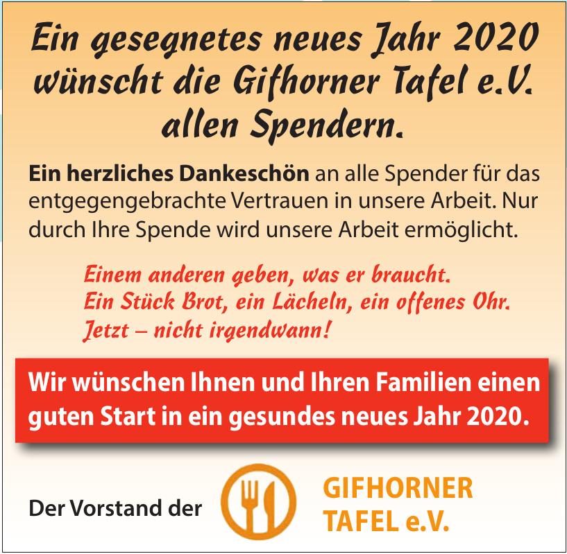 Gifhorner Tafel e.V.