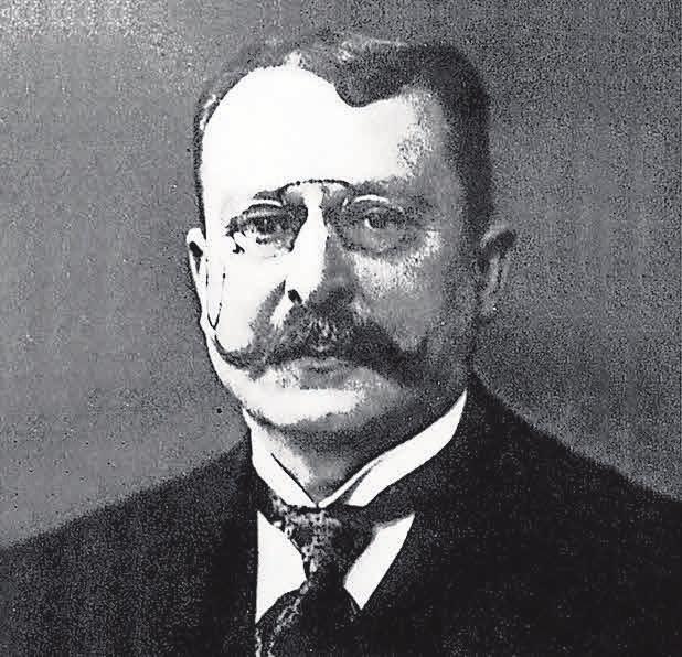 Half mit Rat und Ball: Der Lehrer Ferdinand Wilhelm Fricke. Archiv