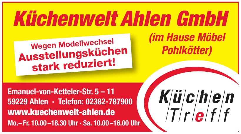 Küchenwelt Ahlen GmbH