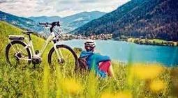 E-Bikes eignen sich nicht nur für Radtouren.FOTO: PATRIZIA TILLY/FOTOLIA