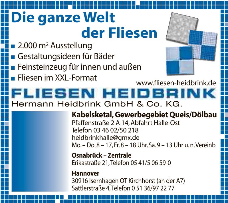 Hermann Heidbrink GmbH & Co. KG.