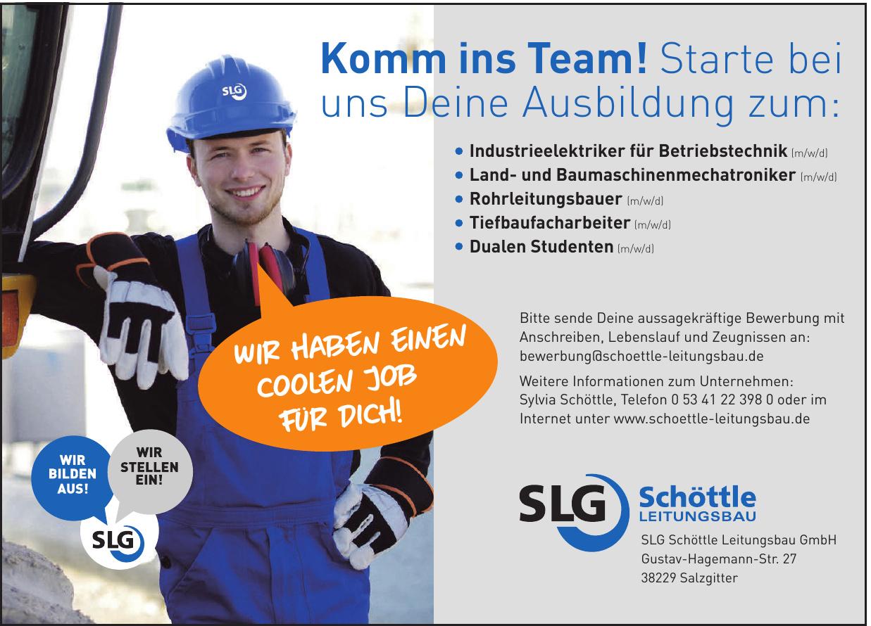 SLG Schöttle Leitungsbau GmbH