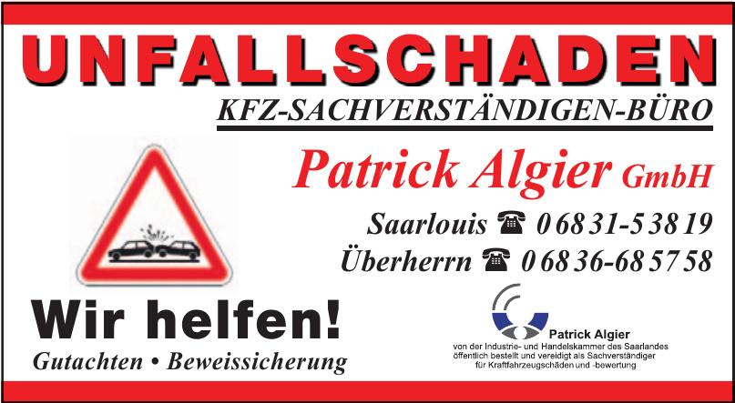 Patrik Algier GmbH