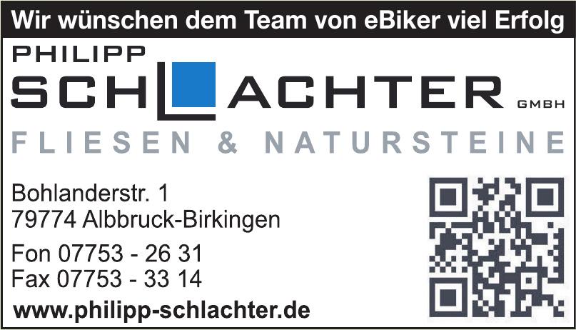 Philipp Schlachter GmbH