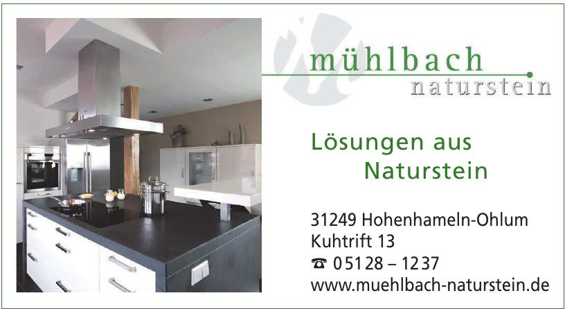Mühlbach Naturstein
