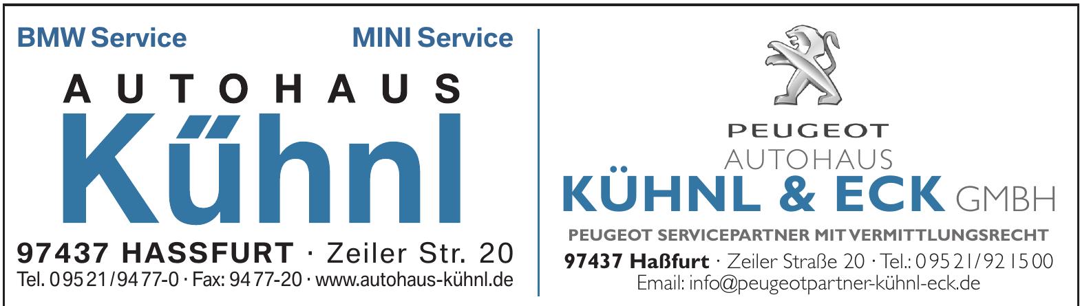 Autohaus Kühnl & Eck GbmH