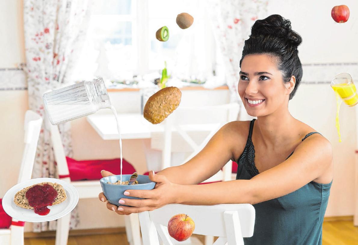 Wie im Schlaraffenland: Auswärts zu frühstücken, ist ein Stück Lebensqualität. Foto: Marc Weigert