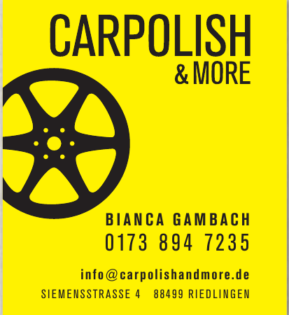 Carpolish & More Bianca Gambach