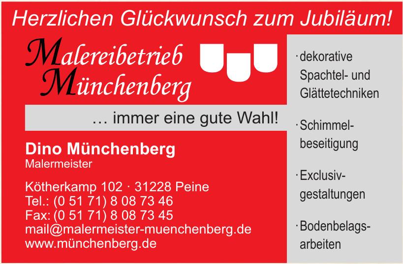 Dino Münchenberg Malermeister