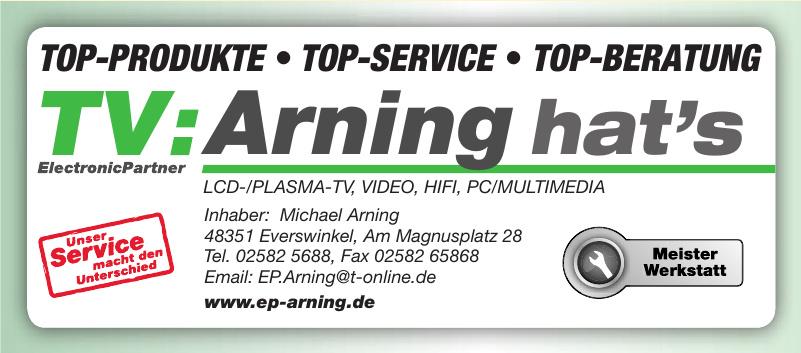 Elektronic Partner Michael Arning