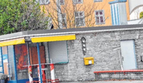 Das ehemalige Gebäude wurde in den 50er Jahren gebaut. Im Oktober begannen die Abrissarbeiten des in die Jahre gekommenen Gebäudes, um es mit einem Neubau zu ersetzen. Fotos: vibe, Archiv
