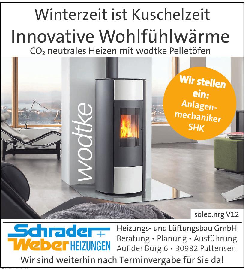 Schrader + Weber Heizungs- und Lüftungsbau GmbH