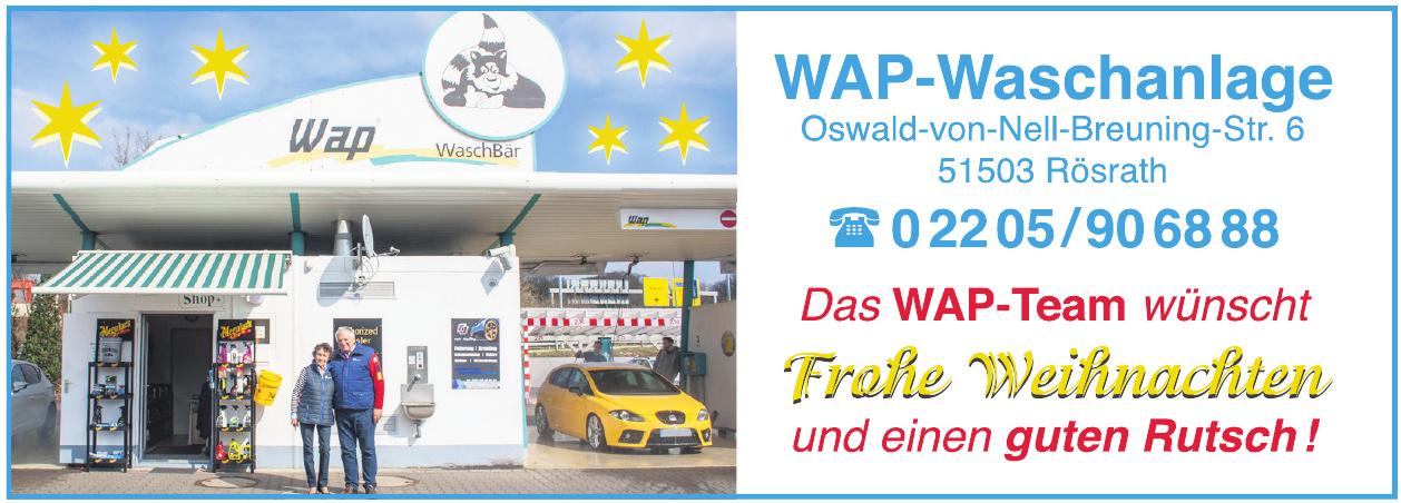 WAP-Waschanlage