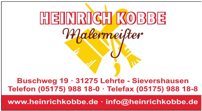 Heinrich Kobbe
