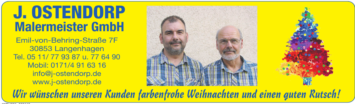 J. Ostendorp Malermeister GmbH