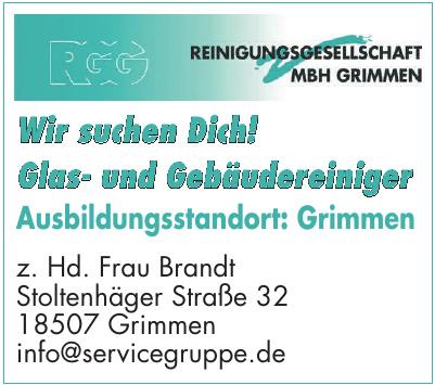 RGG Reinigungsgesellschaft mbH Grimmen