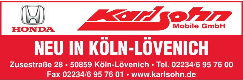 Karl Sohn Mobile GmbH