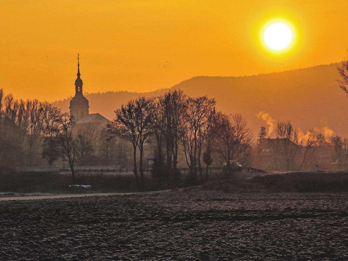 Die Gemeinde Pretzfeld.