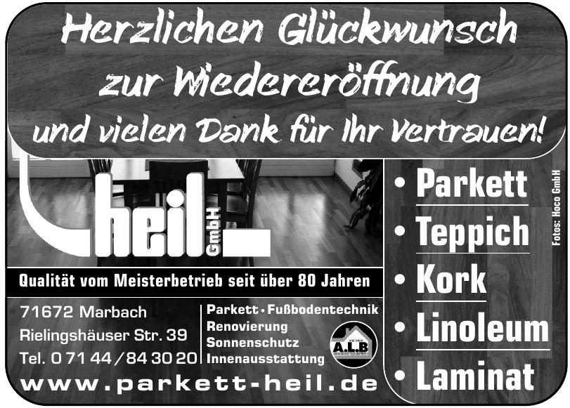 Parkett Heil GmbH