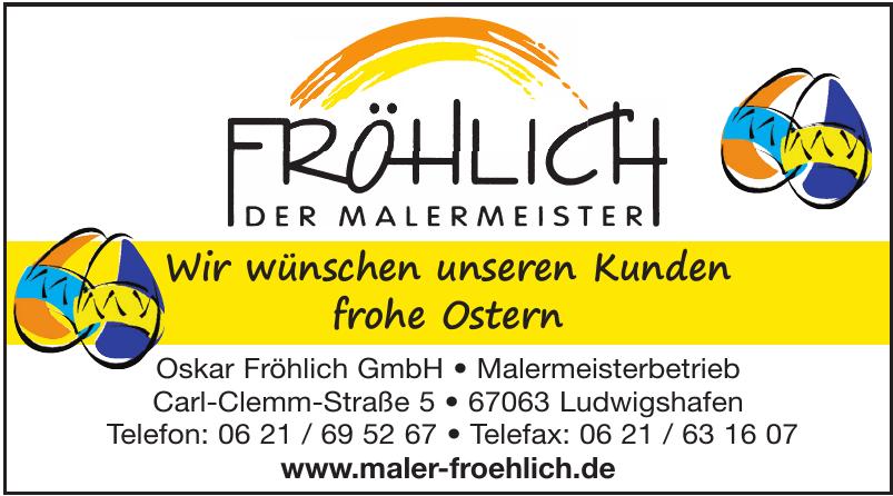 Oskar Fröhlich GmbH