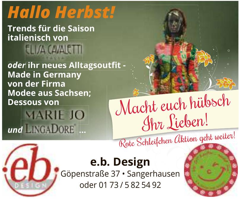 e.b. Design