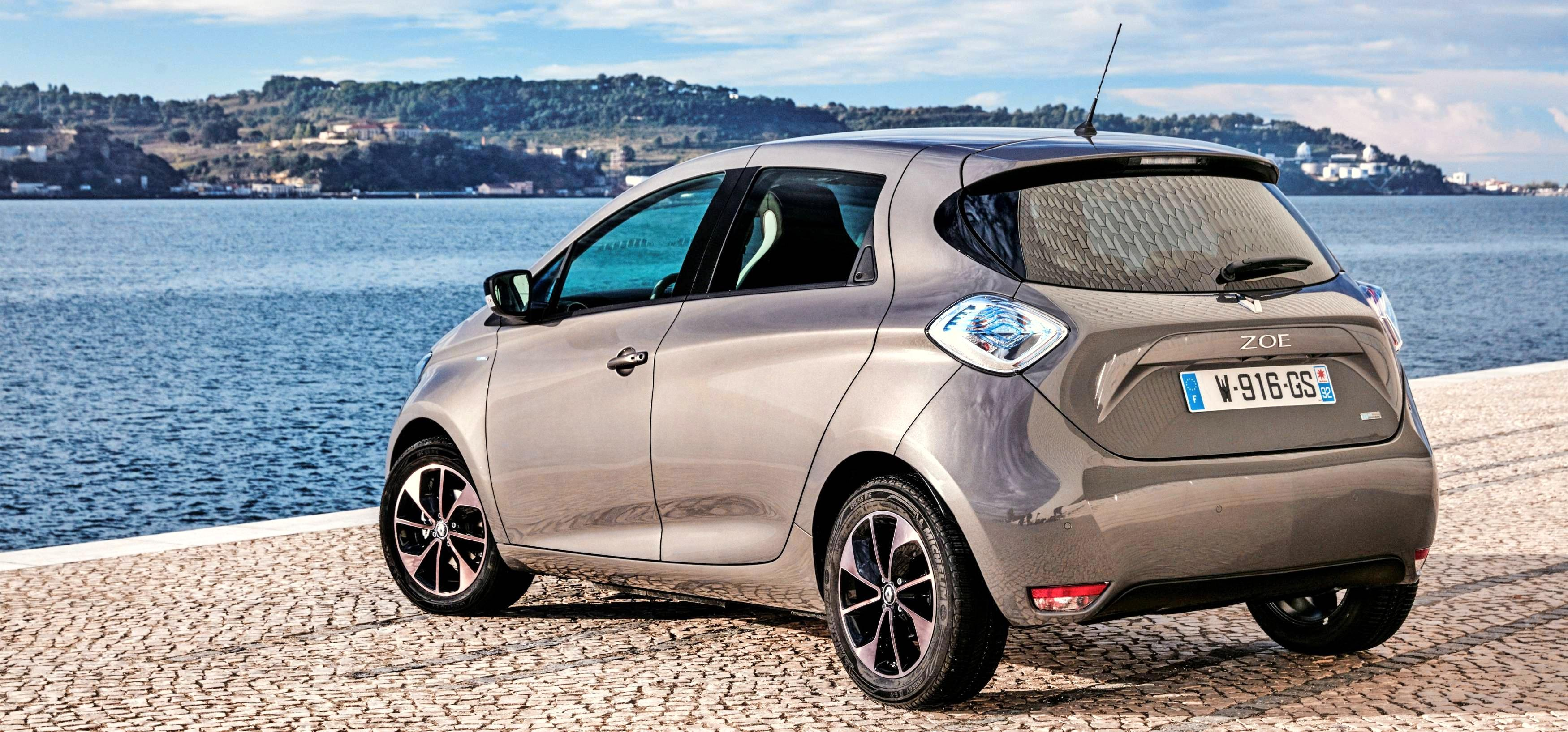 Der Renault Zoe ist das meistverkaufte Elektroauto in Deutschland. In der neuen Version steigt die Reichweite auf bis zu 390 Kilometer. Foto: Renault