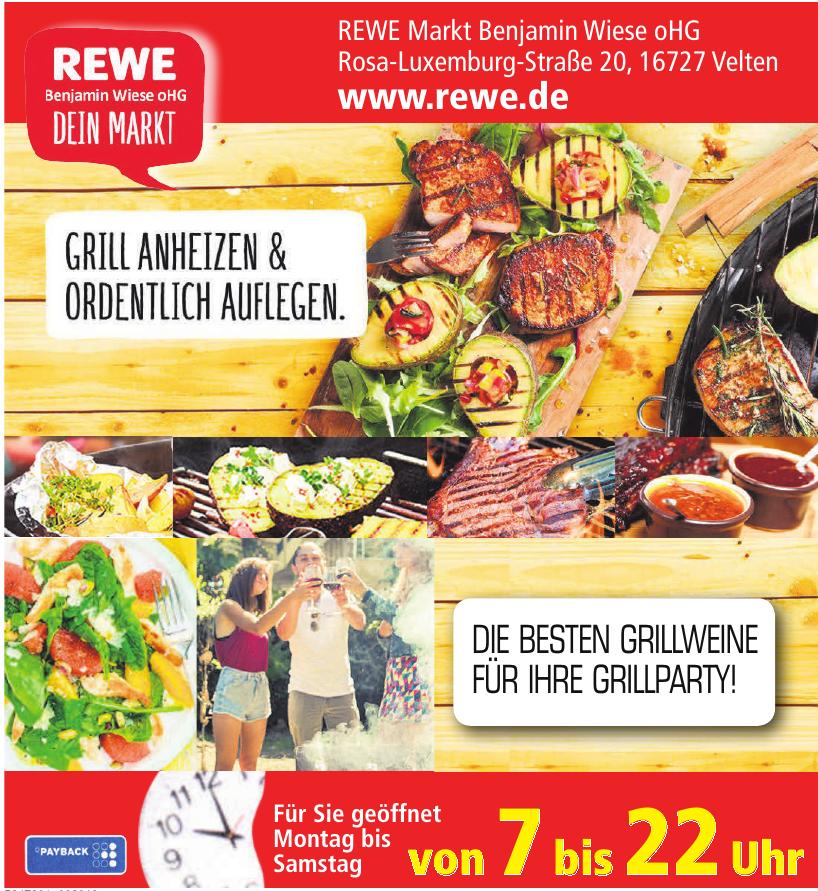 REWE Markt Dieter Gabrich oHG