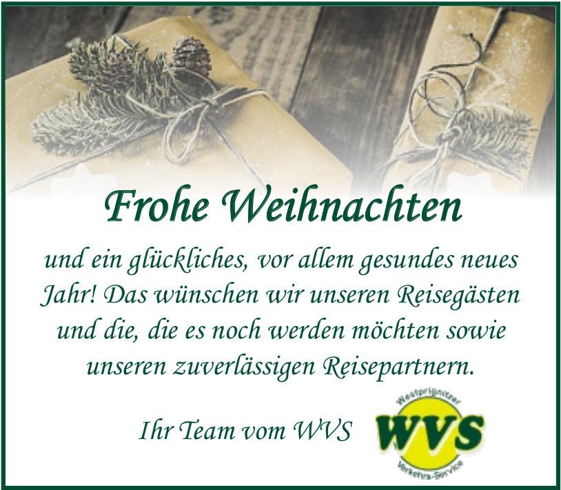 WVS Westprignitzer Verkehrs-Service GmbH