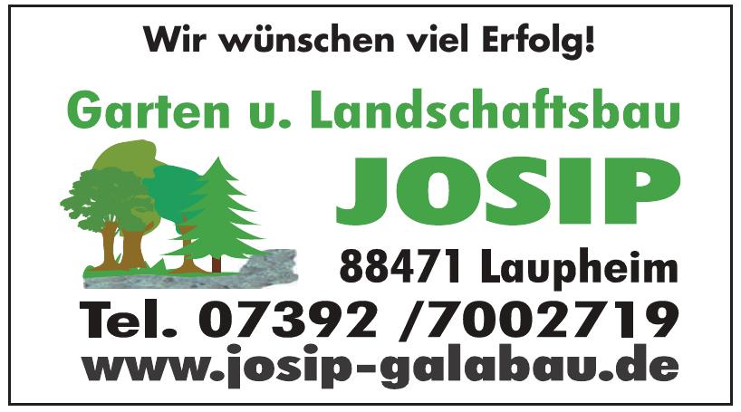 Garten u. Landschaftsbau Josip