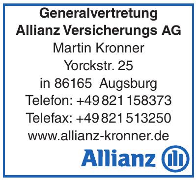 Allianz Versicherungs AG