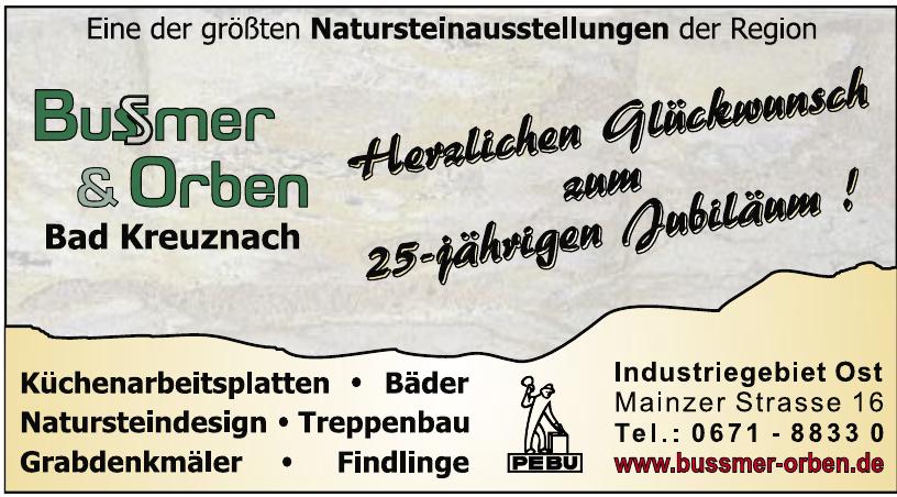 Bussmer & Orben GmbH  & Co. KG