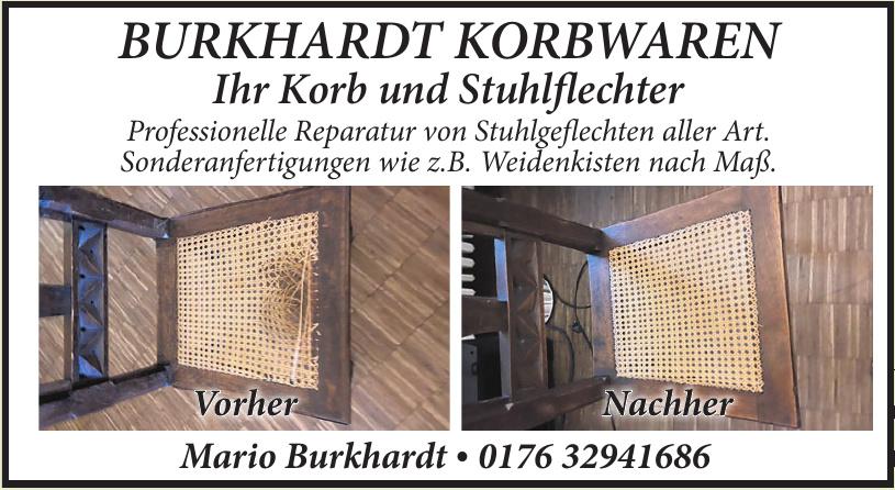 Mario Burkhardt