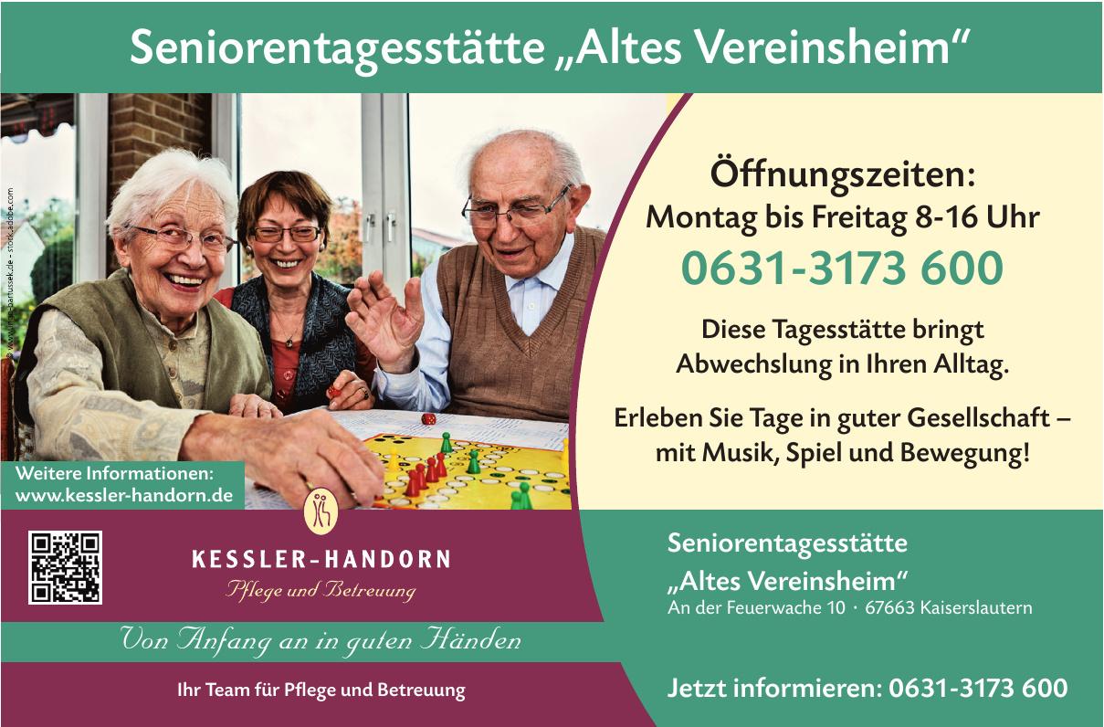 Seniorenhaus Siegelbach