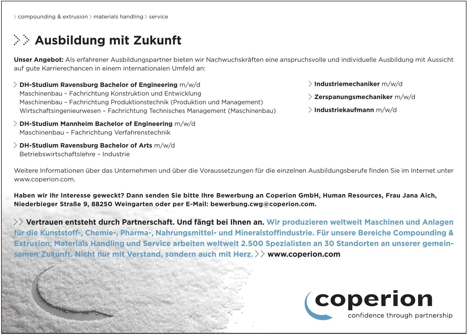 Coperion GmbH