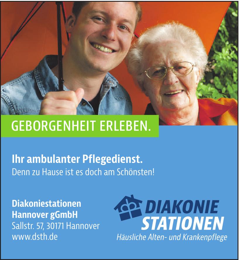 Diakoniestationen Hannover gGmbH