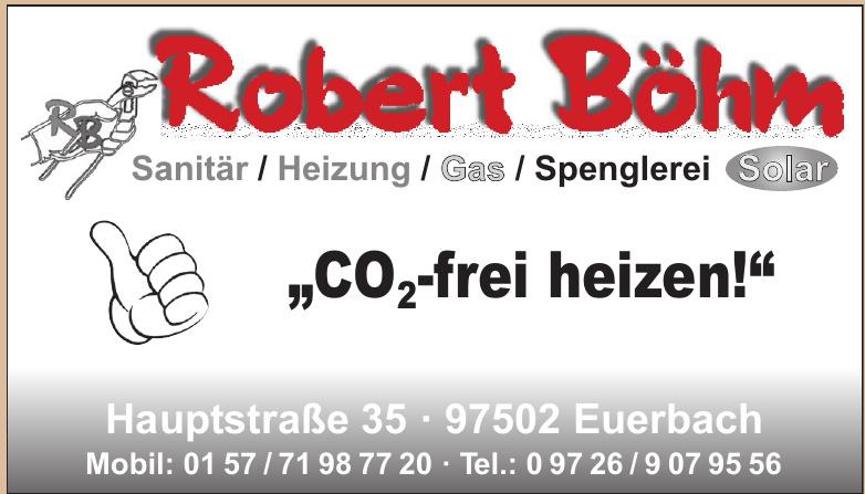 Robert Böhm