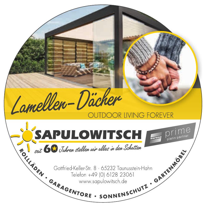 Georg Sapulowitsch GmbH