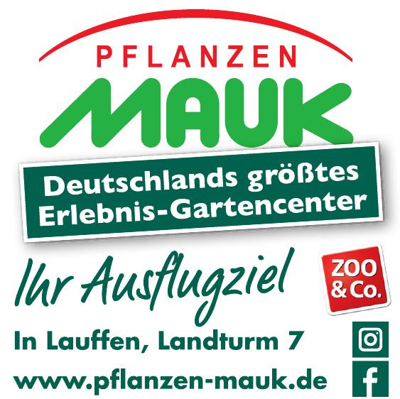Pflanzen Mauk Lauffen Gartencenter GmbH