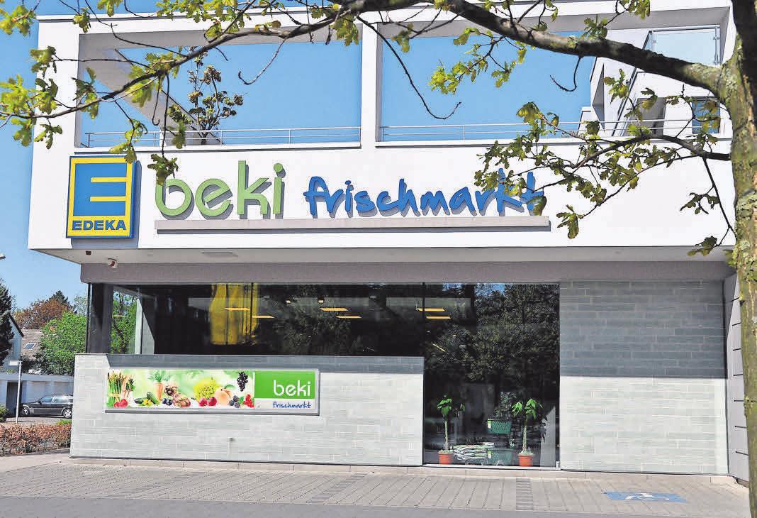 Der beki-Frischemarkt ist eine 1-a-Adresse in Kirchrode.