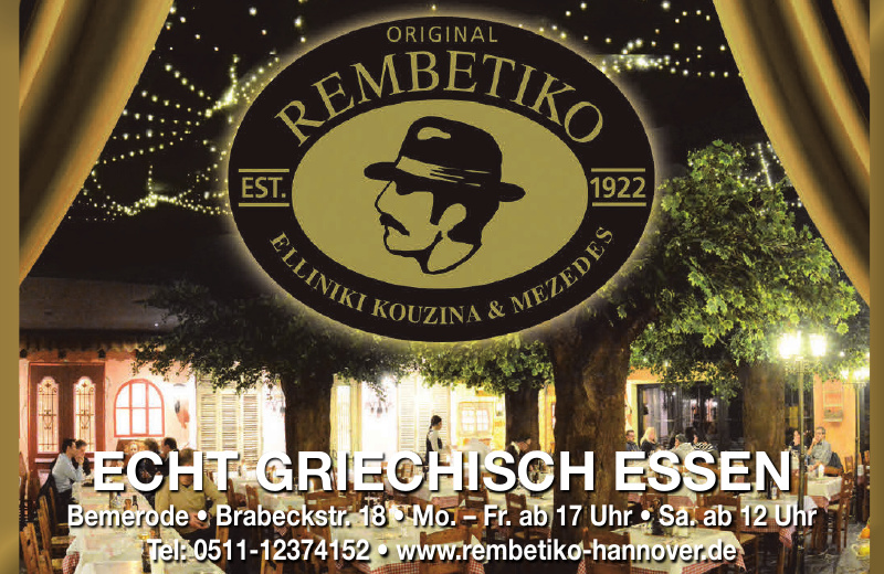 Restaurant Rembetiko